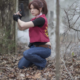 Claire Redfield – Cecillia