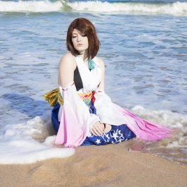 Yuna at the Beach – SMOD